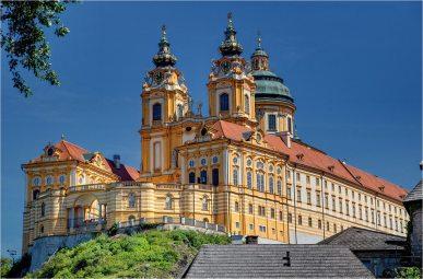 abbey-melk-austria