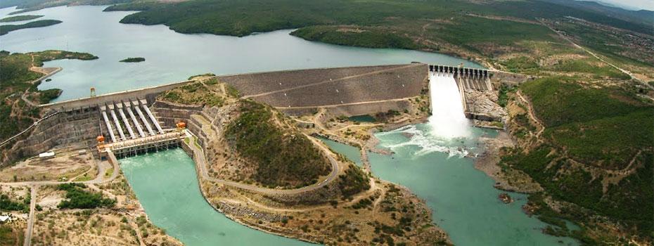 Usina Hidrelétrica de Xingó - Paisagens do Nordeste