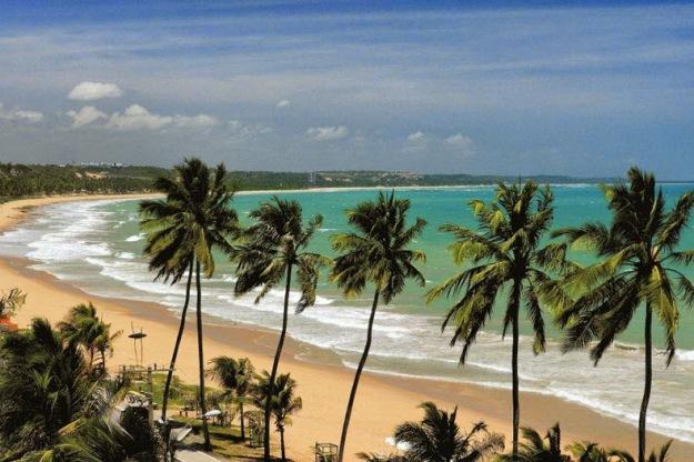 Praia de Cruz das Almas - Maceió Alagoas