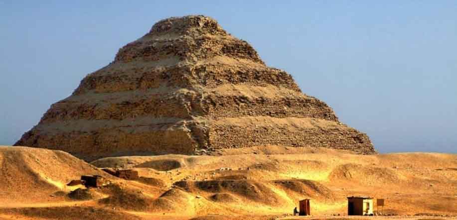Pirámide-de-Sakkara