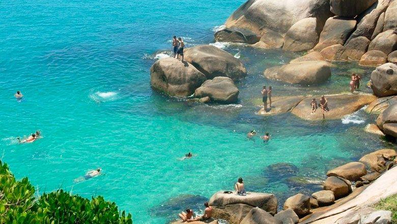 Piscinas Naturais Florianópolis