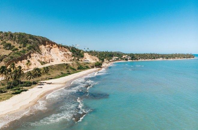 Praia Barreiras de Boqueirao